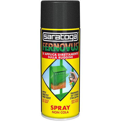 FERNOVUS SPRAY MET GRAFITE 400ML