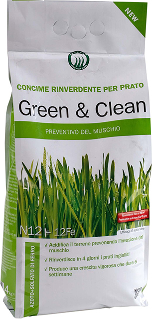 HERBATECH GREEN-UP 4KG-RINVERDENTE