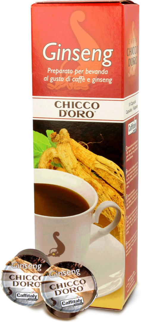 GINSENG - CHICCO D'ORO