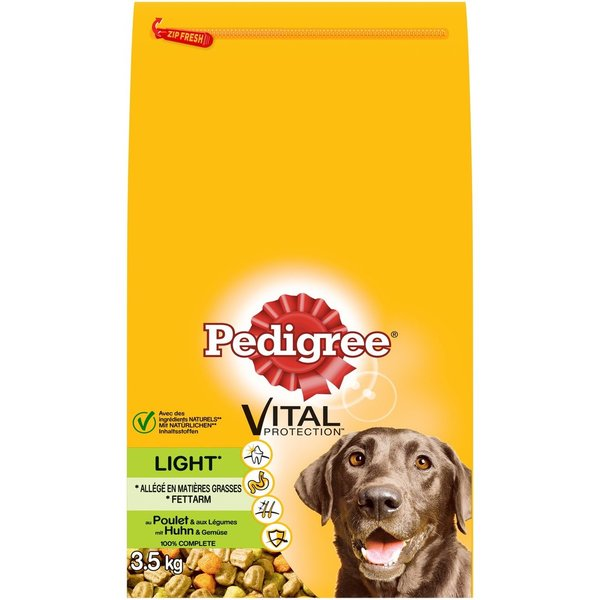 PEDIGREE ADULT LIGHT POLLO 3.5KG